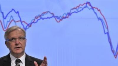 """""""El crecimiento se ha estancado en Europa y existe el riesgo de una nuev..."""