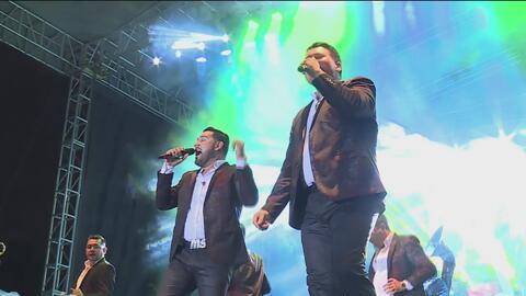 Banda MS arrasó en su gira por Centroamérica, aunque no les fue tan fácil