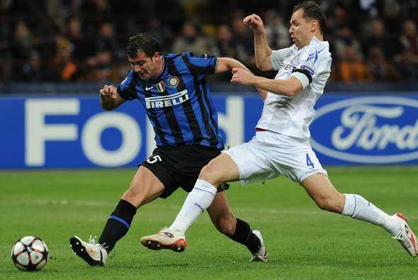 El otro encuentro del día encaró al Inter de Milán que recibió al CSKA M...