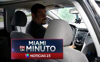 'Miami en un Minuto': detienen al hombre que disparó con un rifle de asa...