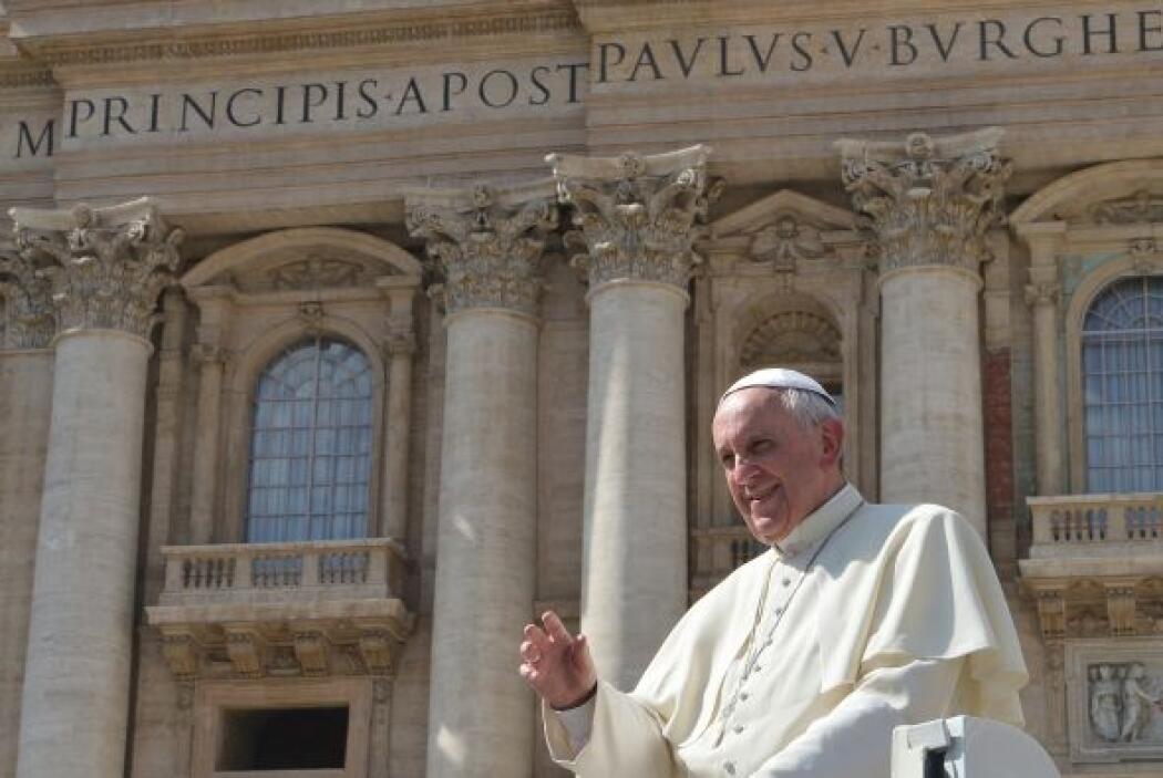 Así han sido algunos de los momentos del  papa Francisco, el primer lati...