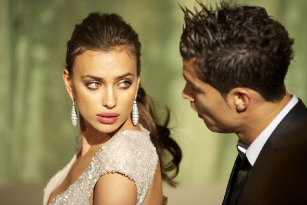 Irina Shayk y Cristiano Ronaldo son la pareja más atractiva del mundo de...