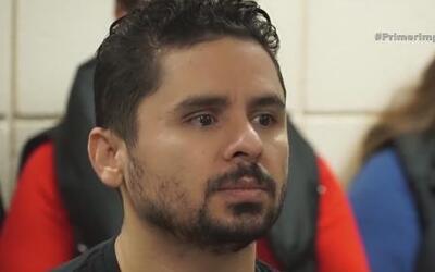 Larry Hernández trató de llegar a un acuerdo con su acosador y no lo logró