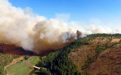Desastres naturales continúan golpeando gran parte de la nación