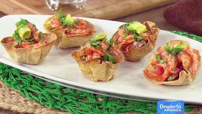 Deliciosas botanas para disfrutar el partido de futbol, en La Cocina de...