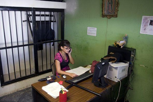La joven tiene a su cargo a 19 agentes en un municipio de 10 mil habitan...