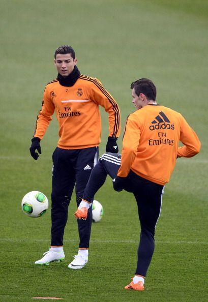 CR7 dedicó el Balón de Oro a todos sus compañeros del Real Madrid e hizo...