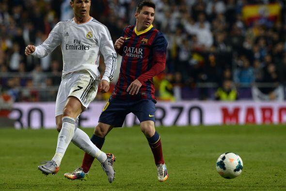 Cristiano Ronaldo y Messi protagonizan un duelo que es ya tan clá...