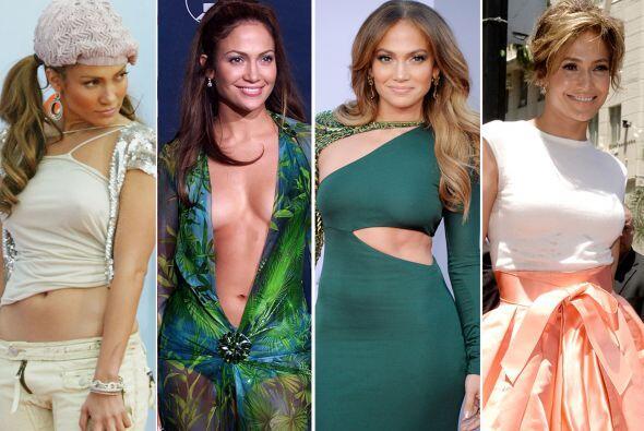 """Te presentamos los mejores y peores 'looks' de la """"Diva del Bronx"""", los..."""