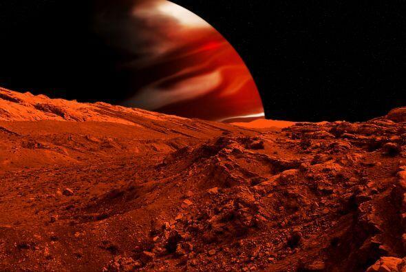 Marte tiene dos satélites; Fobos y Demios.