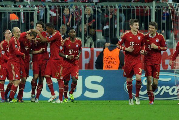 El equipo alemán sigue haciendo historia y gana 6 a 0. Nuevamente...