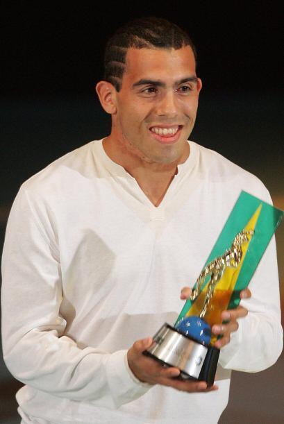 Carlos Tevez se ´compró´ a los brasileños en e...