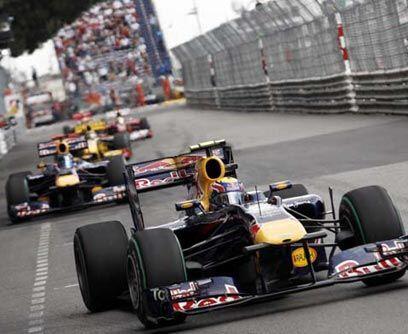 """GP de M""""NACO, 16 de mayoIgual que en el Gran Premio de Españ..."""