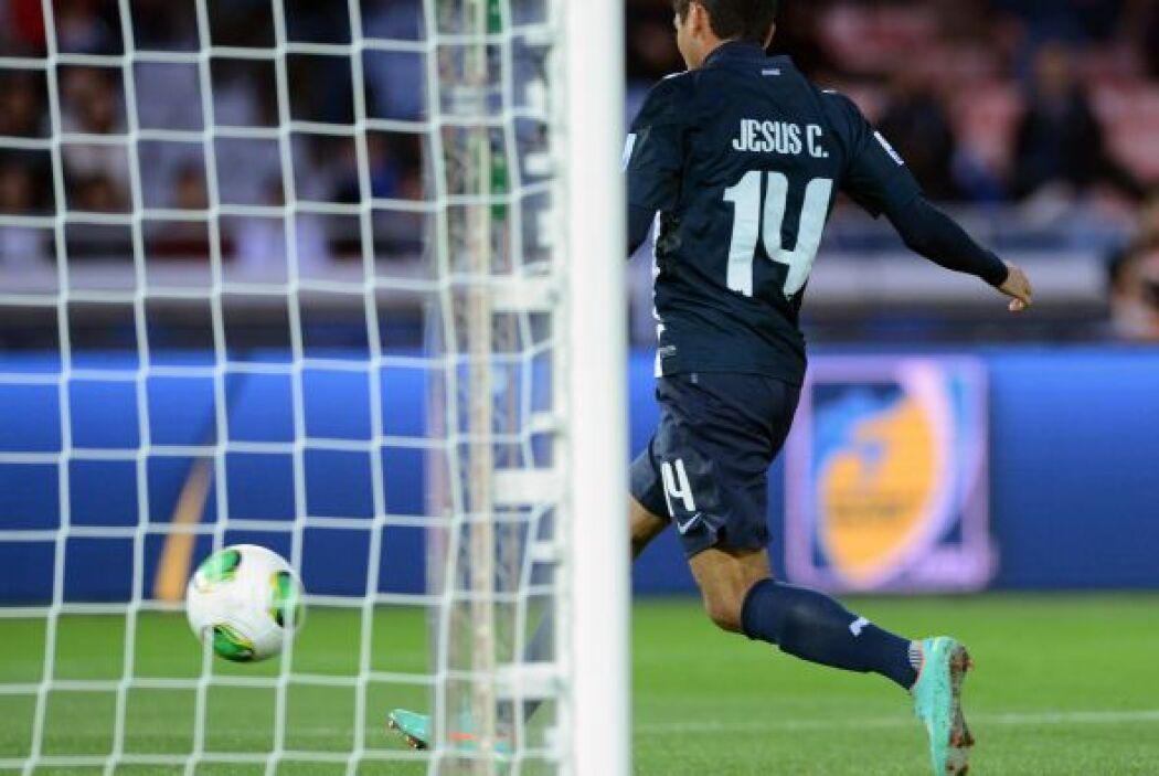 Pero para sorpresa de muchos, el gol no tardaría en llegar.