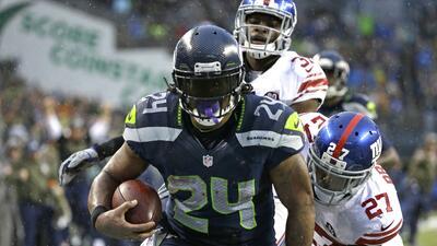Highlights Semana 10: New York Giants vs. Seattle Seahawks