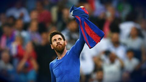 La novela del clásico: Messi, sobre el final, se robó el show en Madrid