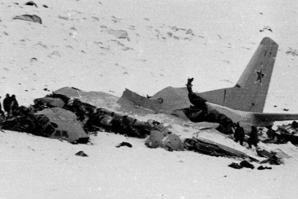 10- La que fuera la Fuerza Aérea Soviética ha sufrido 1,211 bajas por lo...