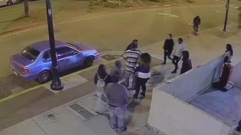 'Área de la Bahía en un Minuto': la policía investiga el brutal ataque d...