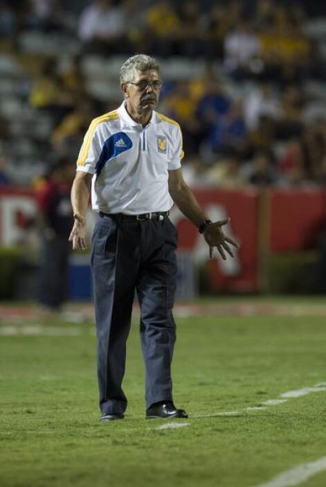 Tras él, Ricardo Ferretti es el segundo estratega con más títulos de Lig...