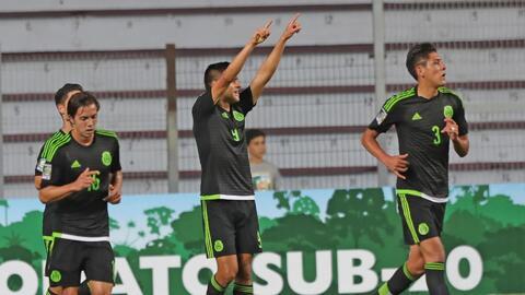 Ronaldo le da los tres puntos a México sobre Honduras en el Premundial d...