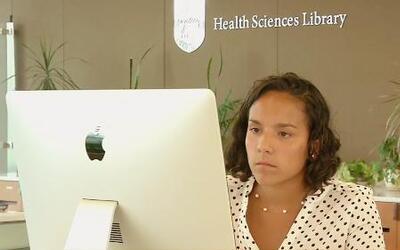 Una 'dreamer' logró su sueño de estudiar medicina