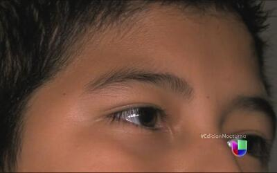 La odisea de un niño migrante en el Río Bravo