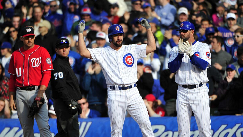 Chicago Cubs son líderes de la División Central.