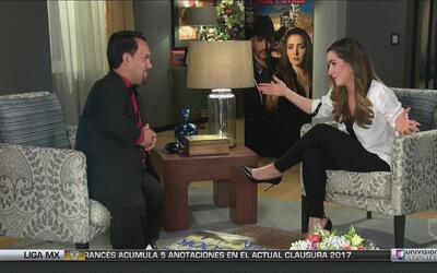"""Elvis estuvo en Televisa y le preguntó a los actores de """"La Doble Vida""""..."""