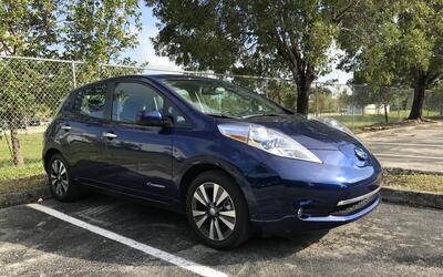 Vivimos tres semanas con este Nissan Leaf 2016