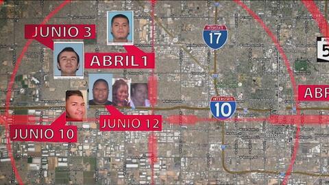 Detención de un hombre revive la pesadilla de los asesinatos de Maryvale