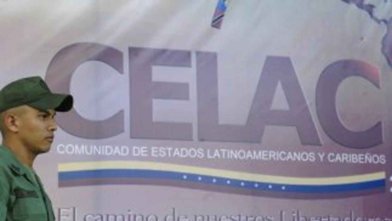 Líderes de América Latina y el Caribe inauguraron una cumbre para establ...