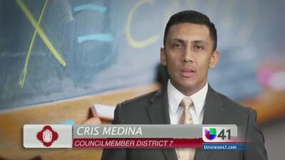 Concejal Cris Medina, investigado por corrupción