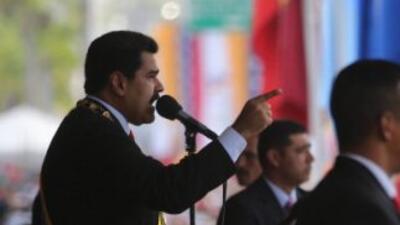"""Nicolás Maduro informó de la captura de """"El Aviador"""", uno de los cerebro..."""