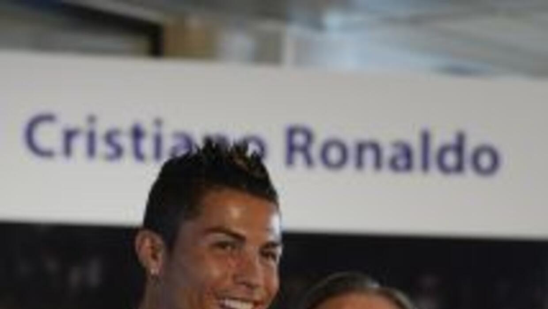 Florentino Pérez afirma que tiene una muy buena relación con Cristiano R...