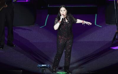 Angélica Rivera es abucheada en el concierto de Ana Gabriel
