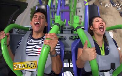 Otra Onda Xtra: The Joker en Six Flags Over Texas