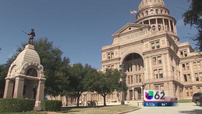 Legislatura texana llega a su fin con muchos pendientes