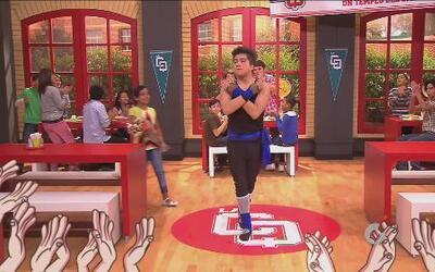 La CQ | Roque se convirtió en bailarín de ballet