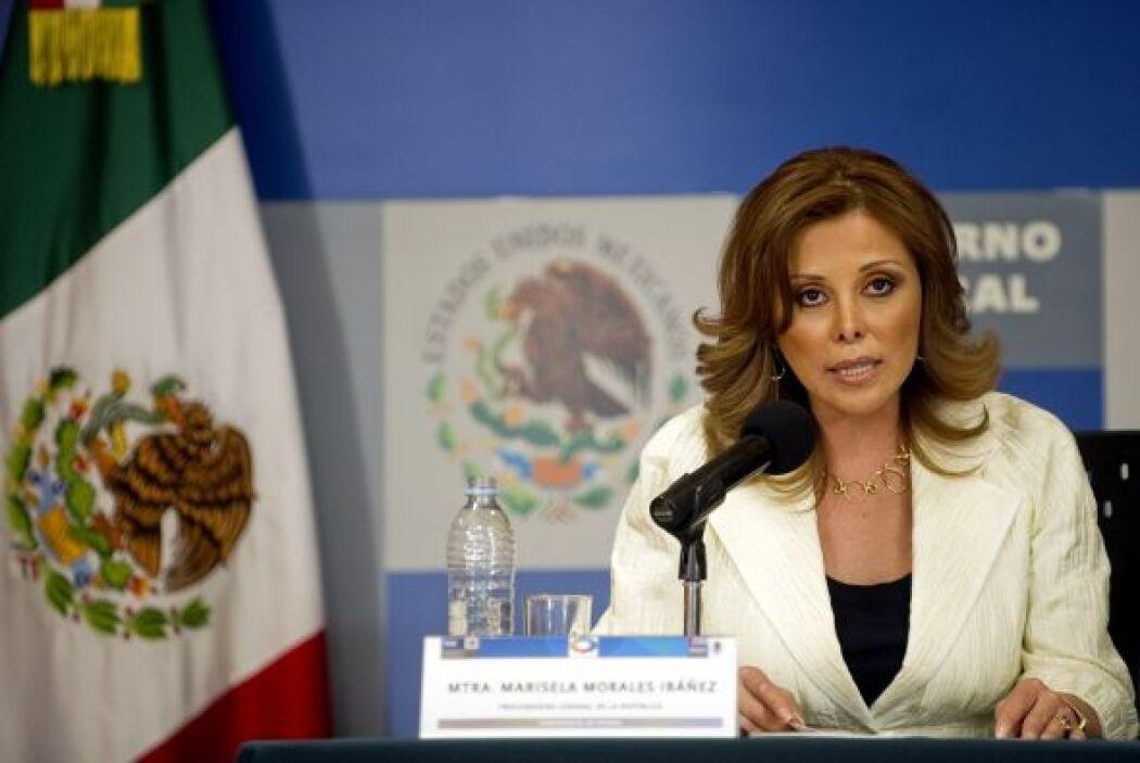Morales refirió que 74 personas han sido detenidas por los recientes hom...