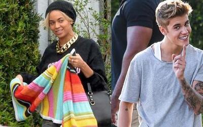 Beyoncé alquiló un zoológico entero para su hija y Justin Bieber atacó a...