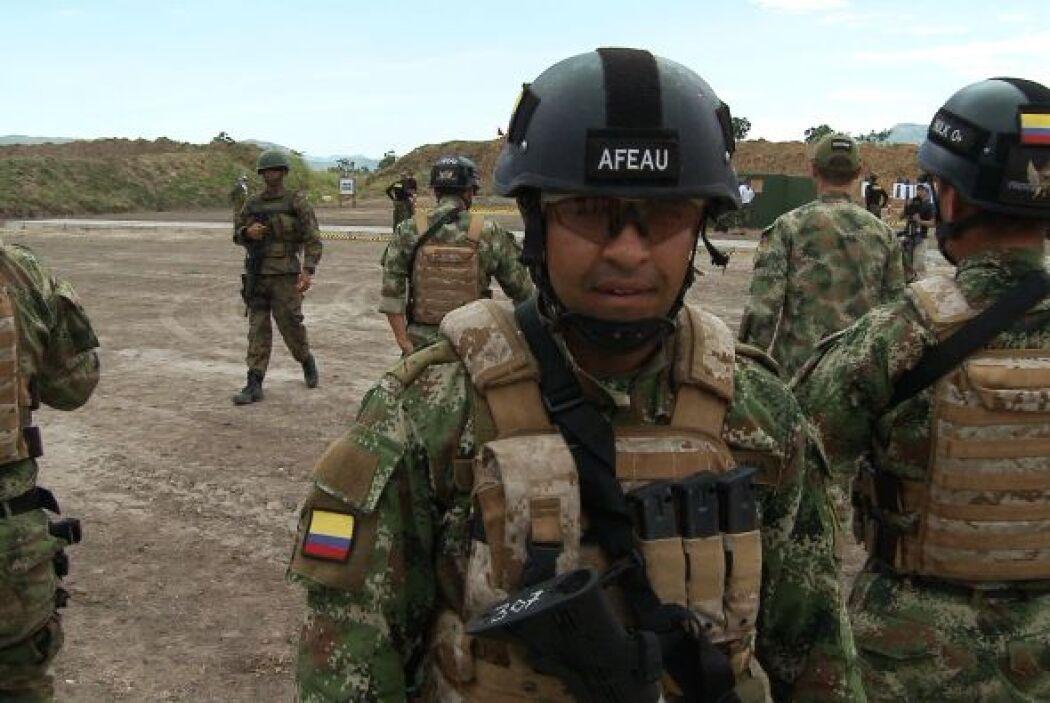 """Especial de Noticias Univision  - """"Fuerzas Comando"""" """" Saldrá al aire el..."""