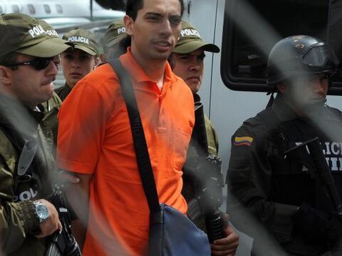 El empresario colombiano David Murcia Guzmán se declaró culpable en Nuev...