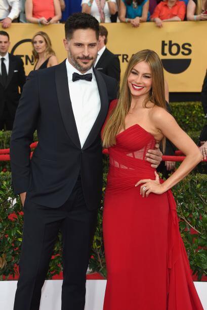 La pareja hizo su debut oficial en las alfombras rojas.