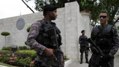 Una dominicana fue detenida y sometida a la justicia acusada de ser la r...