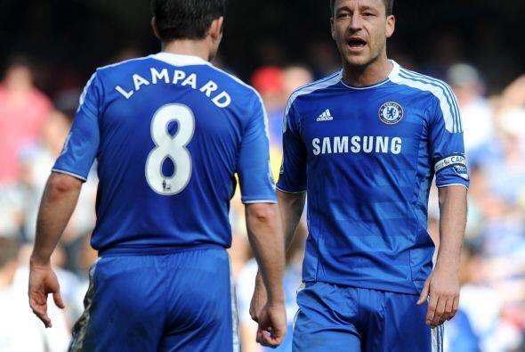 Con 33 años, el inglés Frank Lampard volverá previs...