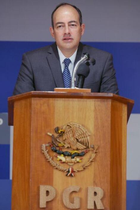 El titular de la PGR, Arturo Chávez, dijo el jueves que algunas zonas de...