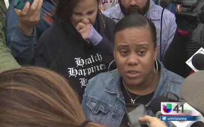 Testigos narran los primeros momentos tras el accidente de tren en Nueva...