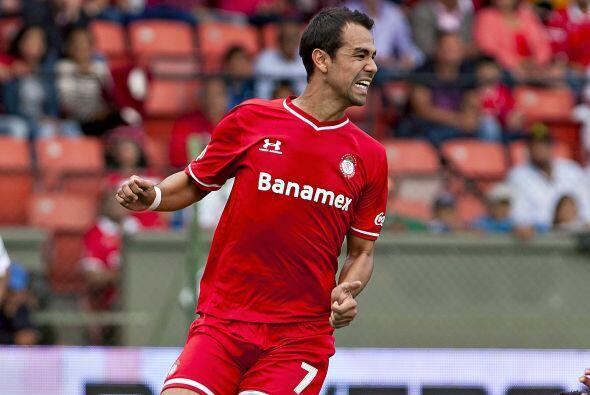 Pablo Velázquez: El campeón de goleo de la semana anterior empezó en pla...