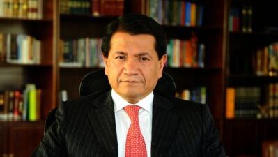 El defensor del pueblo colombiano, Jorge Armando Otálora