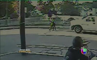 Una mujer atropelló a dos estudiantes en Massachusetts